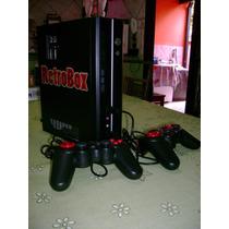 Retrobox Slim Multi-console Fliperama!