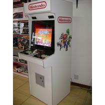 Maquina Arcade Multijogos Fliperama