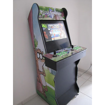 Arcade Slin Multijogos Rnb Tech