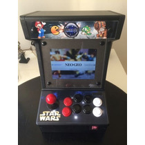 Mini Arcade Retro Games (gabinete + Emuladores)