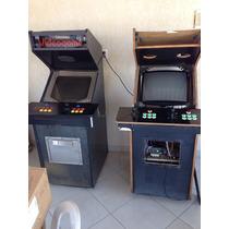 2 Gabinete Arcade - 200 Cada