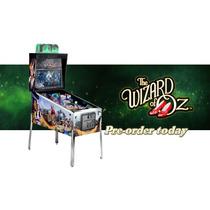 Magico De Oz - Pinball Fliperama