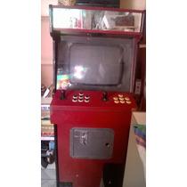 Máquina Fliperama Arcade Com Jogo Cadilac Dinossauro