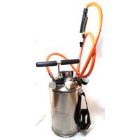 Pulverizador Em Inox Guarany Para Impermeabilização 05litros