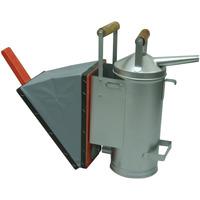 Fumigador Apicultor Para Apicultura Galvanizado Grande Zatti