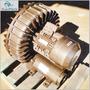 Compressor Radial Piscis02 0,75cv 220v/380/440v Piscicultura