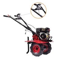 Motocultivador E Micro Trator A Gasolina 6,5 Hp 196 Cc Toyam