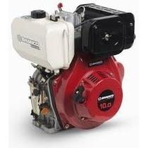 Motor Diesel E Bio-diesel 10hp Branco Com Redutor 2 X 1.0