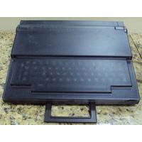 Maquina De Escrever Elétrica Olivetti Portátil Praxis 20