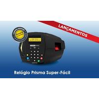 Relógio De Ponto Homologado Henry Prisma Super Fácil R02