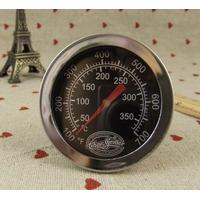Termômetro Análogo 350 Graus Comhaste Para Forno Estufa