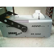 Máquina De Fumaça Magma Smoke Controle Remoto 1.000w 110v