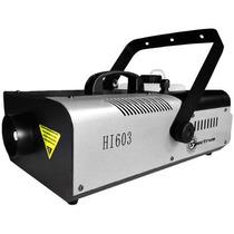 Máquina Fumaça 1500w 220v C/ Controle Remoto Hi603 Spectrum