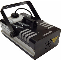 Maquina De Fumaca De 2000w Controle Sem Fio E Manual 220v Nf