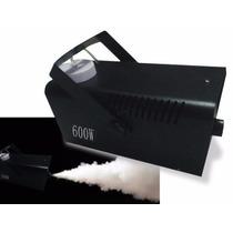 Maquina De Fumaça 600w Com Controle Sem Fio 127volt