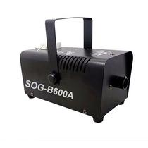 Máquina De Fumaça Com 600w Controle Wireless - Frete Grátis