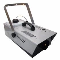 Máquina De Fumaça 1500w 110v Controle Remoto Sem Fio