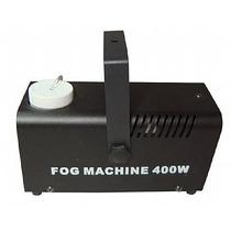 Máquina De Fumaça 400w Ne083 Com Controle Remoto
