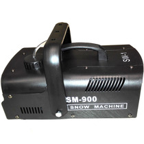 Maquina De Neve Snow Machine 900watts 2 Controles Remoto