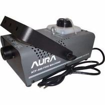 Maquina De Fumaça Atf 500 W Aura - 110 V - Controle Seminova