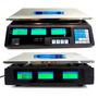 Balança Eletronica Digital 40kg Alta Precisão Residencial