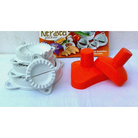 Kit Fabrica Faça Esfirras Risolis Pastel Salgadinhos Cozinha