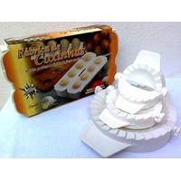 Kit Fazer Coxinhas Pastel Salgadinhos Cozinha Festa Lanche
