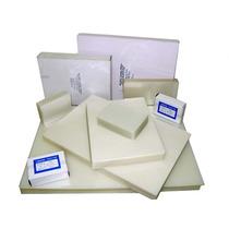 Kit Plástico Polaseal P/ Plastificadora (vários Tamanhos)