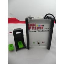 Maquina Sugador De Tinta P/ Cartucho Hp Universal Aspiramax
