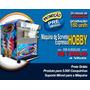 Máquina De Sorvete Expresso Hobby 2016 Lançamento !!!!!!!!