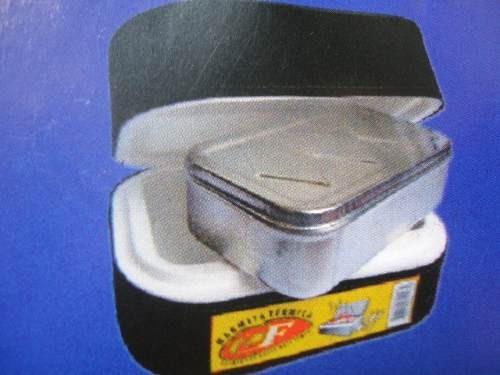 Marmita Termica N14 Isopor Aluminio