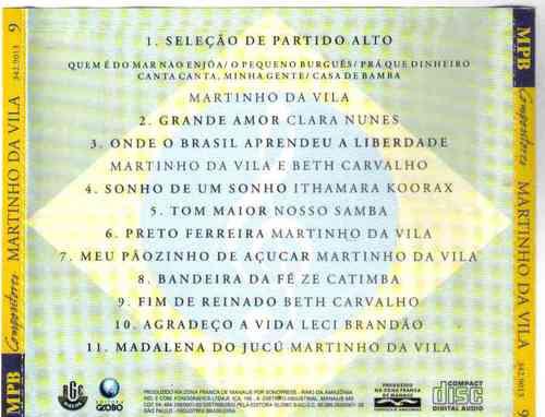 Martinho Da Vila Mpb Compositores Clara Nunes