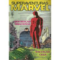 Gibi Superaventuras Marvel #80 - Abril - Usado - Bonellihq