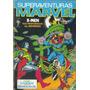 Superaventuras Marvel N° 35 X-men E Dr Estranho Demolidor
