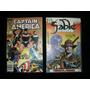 Revista Quadrinhos Cap América 285 Importado E Jon Sable N 3