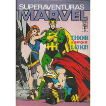 Gibi Superaventuras Marvel #85 - Abril - Usado - Bonellihq