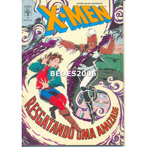 X-men Nº 6 - Editora Abril - 1989