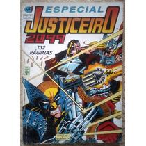 Justiceiro 2099 N° 1 - Especial - Ed. Abril / Gibi, Quadr