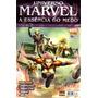 Universo Marvel 30 A Essência Do Medo 2ª Série Panini Mc