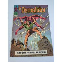 O Demolidor Nº 23 - 1ª Série (ebal - 1971) Baú Comic Shop