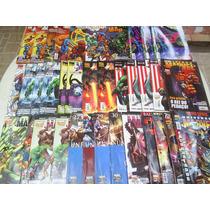 Universo Marvel - Vários Números - Editora Panini