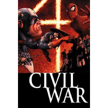 Saga Guerra Civil - Marvel Todas As Edições Formato Digital
