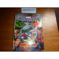 Livro Marvel Heroes - Grandes Encontros + Cd Vcd Com Extras