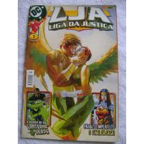 Lja Liga Da Justiça N:7 Jun 2003 100 Pág Panini Est De Banca