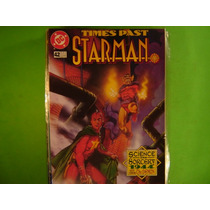Cx Q 17 Mangá Hq Dc Marvel Raridade Time Past Starman 42