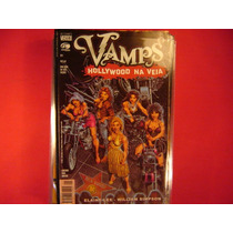 Cx P 85 Mangá Hq Dc Raridade Vamps Hollywood Na Veia Nº1
