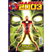 Marvel 2003 #2 - Panini - Nc - Redwood