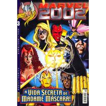 Marvel 2002 #3 - Panini - Nc - Redwood