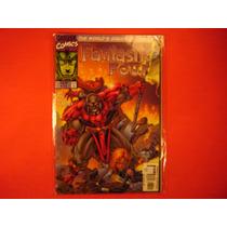 Cx P 123 Mangá Hq Dc Raridade Fantastic Four Vol 11