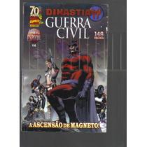 Dinastia M Guerra Civil Nº 14 - Marvel Especial - Panini